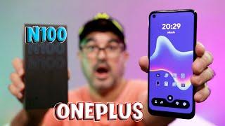 Oneplus Nord N100! O smartphone de entrada da Oneplus! Vale a pena? É bom? Unboxing e impressões