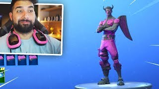 The New DARK LOVE RANGER Pack in Fortnite..