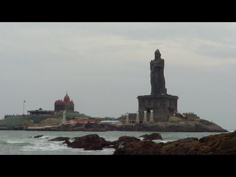 Kanyakumari, Triveni Sangam,