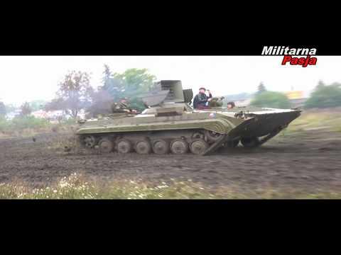 """BWP-1 / BMP-1 / BVP-1 """"BOUŘE"""" - RETROMĚSTEČKO 2017"""