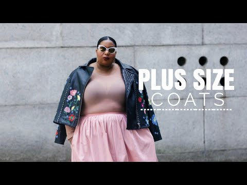PLUS SIZE FALL AND WINTER COATS | MY HUGE COAT COLLECTION