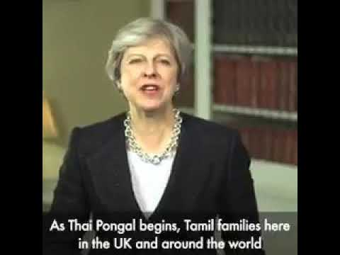 Pongal speaks about by Britain pm