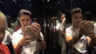 VIAGEM DUBAI ( The Dubai Mall / Burj Khalifa ) PARTE 9 - Diego Chefaly e Paulo Jurno