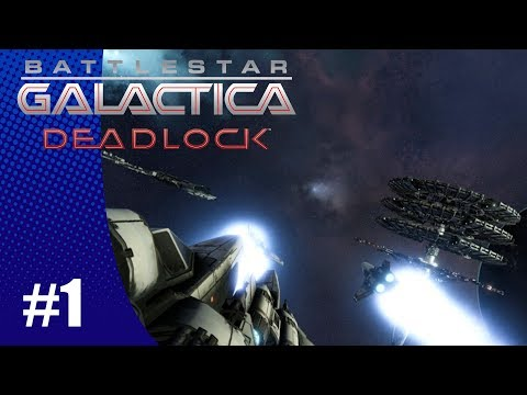 ACTION STATIONS! | BATTLESTAR GALACTICA DEADLOCK #1
