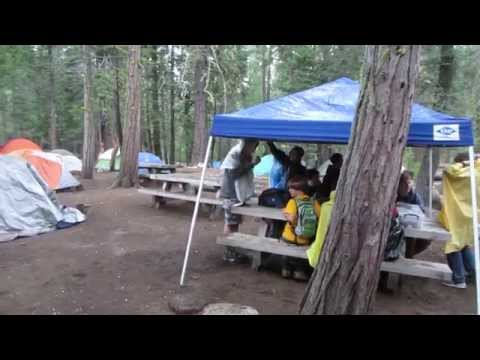 Camp Wolfeboro Great Hail Storm of 2015