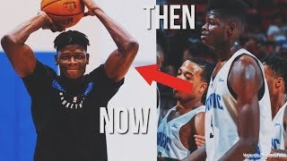 Mo Bamba INSANE! Offseason Body Transformation | Muscle Growth & New Franchise Player