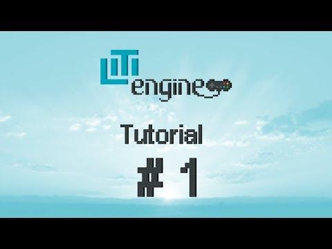 LITIengine tutorials - 1. - Importing .tmx maps with utiLITI