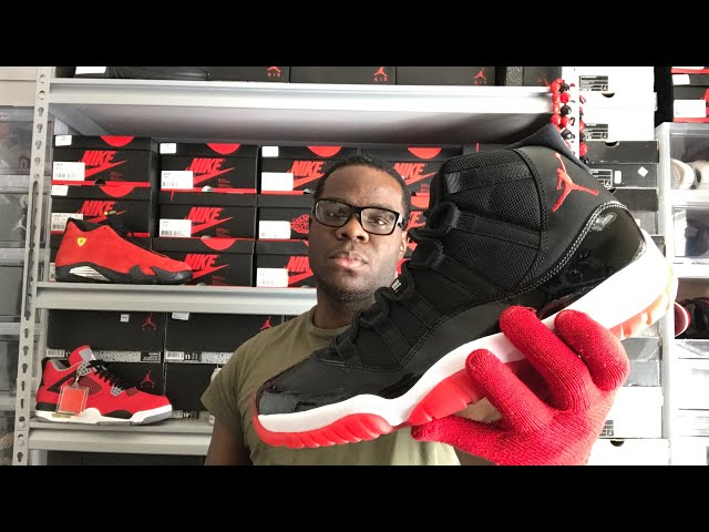 "2019 AIR JORDAN 11 ""PLAYOFF"" REALLY CONFIRMED?? RANT!!"