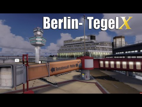 Berlin-Tegel X – Official Video