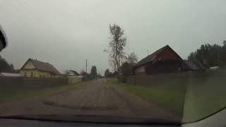 Кулотино - Топорок (Окуловский район), вересень 2016