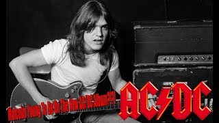 MALCOLM YOUNG TO BE ON THE NEXT AC/DC ALBUM?!?!?!