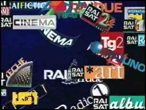 Rai - Radio Televisione Italiana Ident
