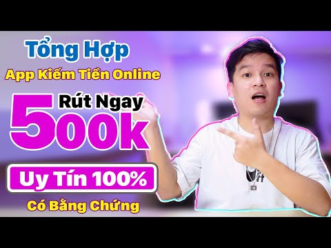 Tổng Hợp 7 App Kiếm Tiền Online Airdrop Uy Tín 100%   VNDC   MBank   Timo   Cake   Vnpay   Ola City
