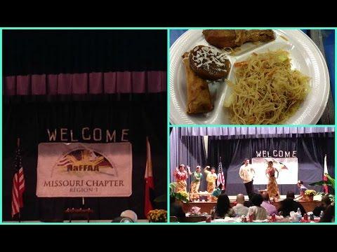 NaFFAA Missouri Chapter Region 3 Second Annual Filipino-American History Month Celebration