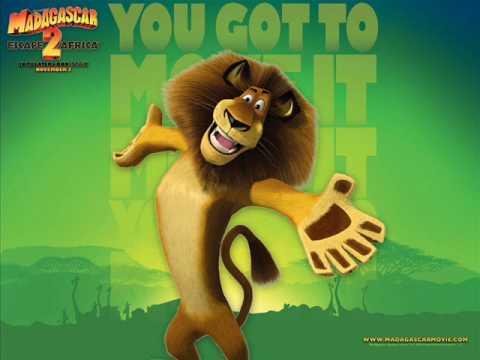Madagascar 2  Soundtrack  Alex  the Spot full versi