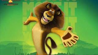 Madagascar 2 - Soundtrack .. Alex on the Spot (full version)