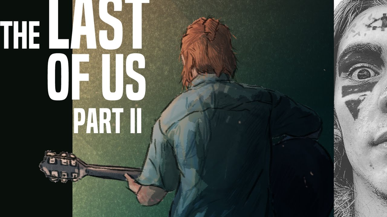 Last Of Us Part 2 Ellie Fan Art 2016 Hardcore Dames And Video Games Happy Holidays