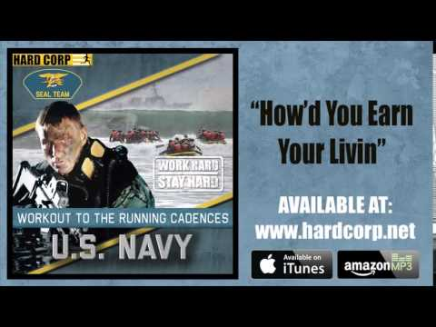 """How'd You Earn Your Living? (SEALs Cadence from """"American Sniper"""" TV Ad)"""