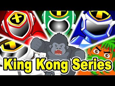 "21 mins Citi Heroes Series 17 ""King Kong"""