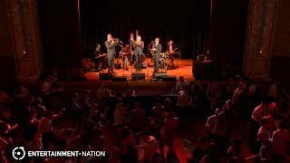 Swing Sophistication - Jazz and Swing 7-Piece - Entertainment Nation