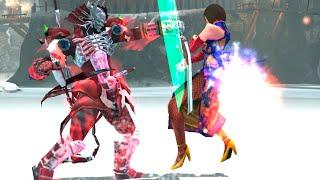 [TAS] Tekken 6 - Yoshimitsu (PSP)