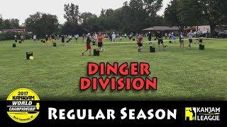 2017 KanJam World Championship - Regular Season: Dinger Division