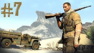 Sniper Elite 3. Прохождение. Часть 7 (Валят сквозь стены)