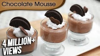 Chocolate Mousse - Easy To Make Chocolate Recipe - Homemade Desserts