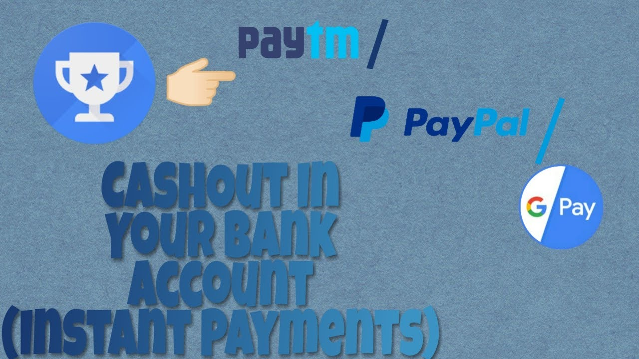 CashOut Google Opinion Rewards/Credits In Your Bank Account [Paytm/ Google  Pay/ PayPal]
