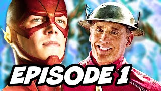 The Flash Season 3 Episode 1 Details