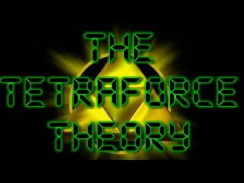 The Tetraforce | Zelda Theory