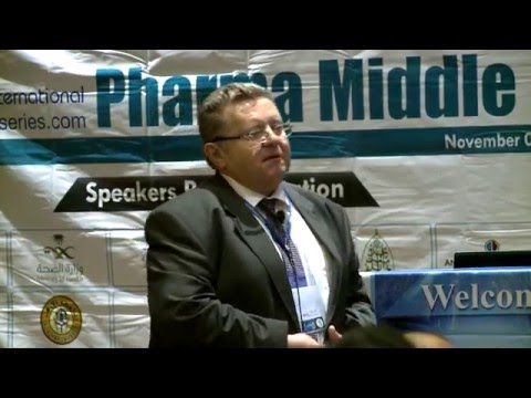 Novotny L | Kuwait | Pharma Middle East 2015| Conference Series LLC