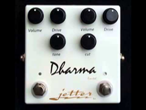 Jetter Gear Dharma Signature Pedal