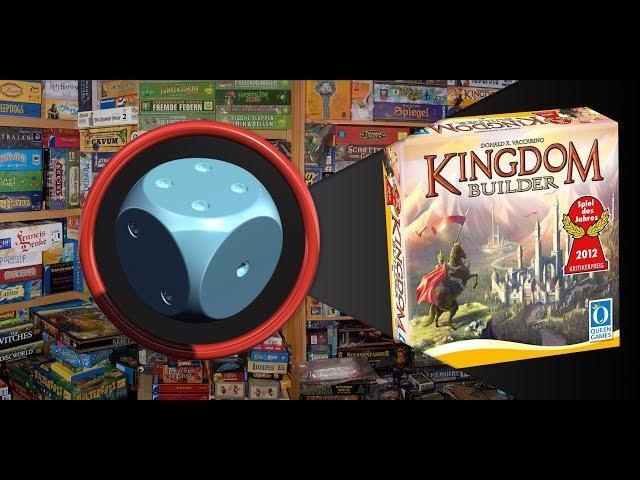 Kingdom Builder - Como Jogar