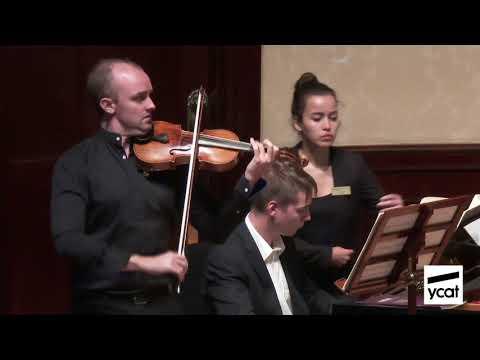 Benjamin Baker, Daniel Lebhardt  - Beethoven 'Kreutzer' Mov. 1