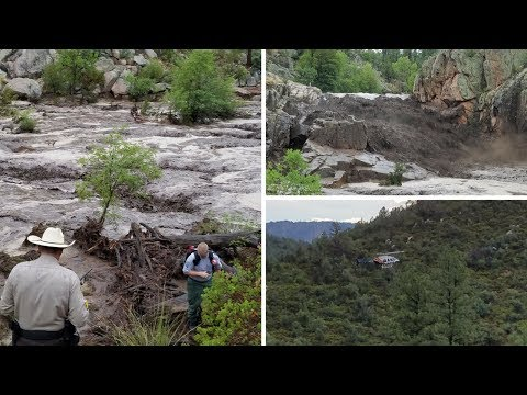 Latest news from Arizona: At least seven people died of flash floods | Channel News