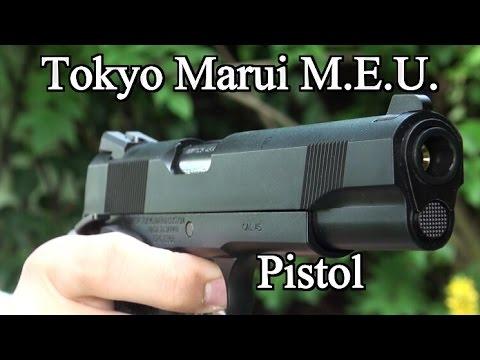 Tokyo Marui MEU Colt 1911 GBB