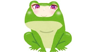 am frog