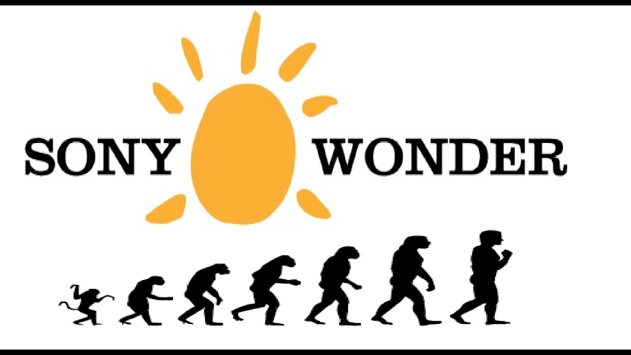 Logo Evolution: Sony Wonder (1991-2007) - YouTube