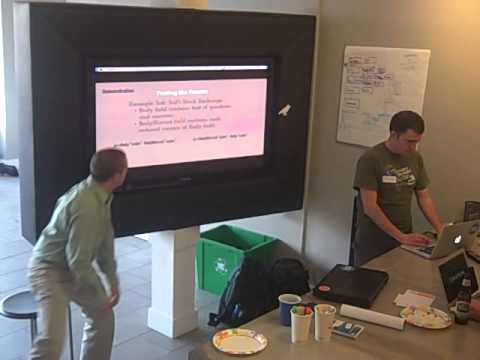 Doug and John Talk Latent Semantic Indexing