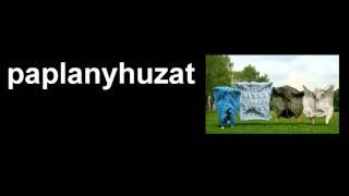 Венгерский язык - спальня