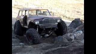 jeep grand wagoneer gorman hungry valley rockwells