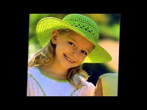 летние детские шляпки схемы вязания крючком лучшие приколы самое