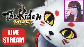 Toukiden Kiwami PS4 - LIVE STREAMED - Online Multiplayer Co Op With Viewers / Subs