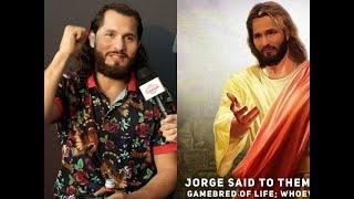 "UFC 239: Jorge Masvidal on ""Jesus Jorge"", Baptizing People with Hands"