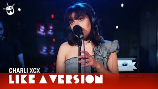 Charli XCX - 'Boys' (live for Like A Version)