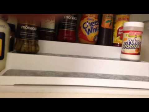 How to organizar los estantes de la cocina youtube - Estantes de cocina ...