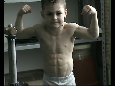 Giuliano Stroe -The World Strongest Kid