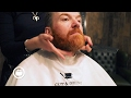 Curly Beard Trim | Cut and Grind