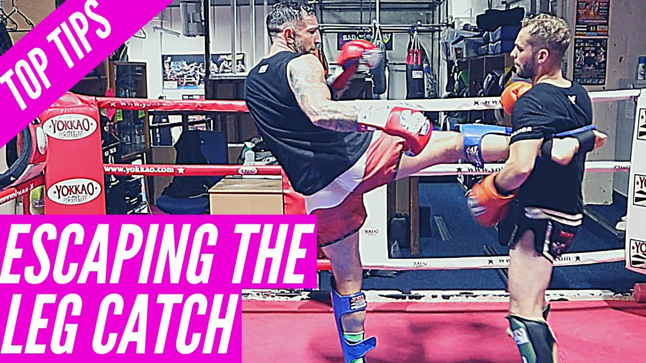 FAN REQUEST   Top 5 Ways To Deal With Getting Your Leg Caught   Muay Thai Top Tips   Liam Harrison